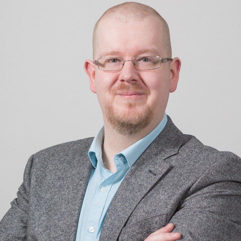 Mediclaudo - Toimitusjohtaja Jussi Eväsoja