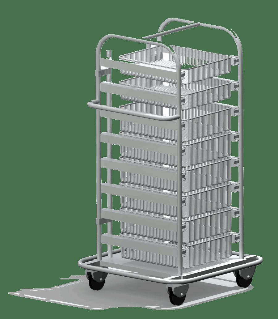 Mediclaudon sairaalakalusteet - turvallinen ja tehokas sairaalalogistiikka ja lääkejakelu